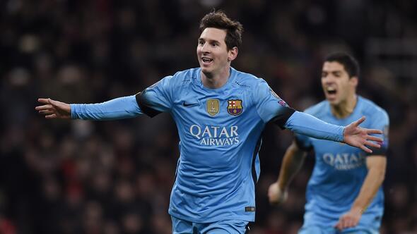 Arsenal 0-2 Barcelona