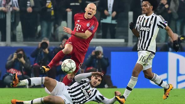 Juventus 2-2 Bayern Münih