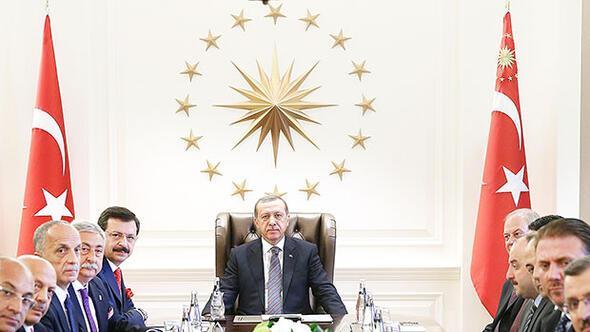 Cumhurbaşkanlığı 50 kişilik 'Ekonomi ve Dış Ticaret Konseyi' kuruyor