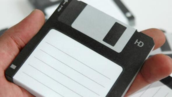 118 GBlık disket nasıl yapılır