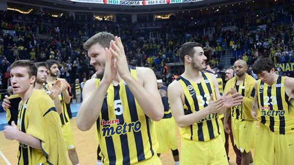 Fenerbahçe 77-68 Galatasaray Odeabank