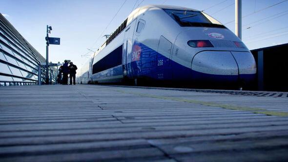Alstom Eurasıa Rail Fuarında