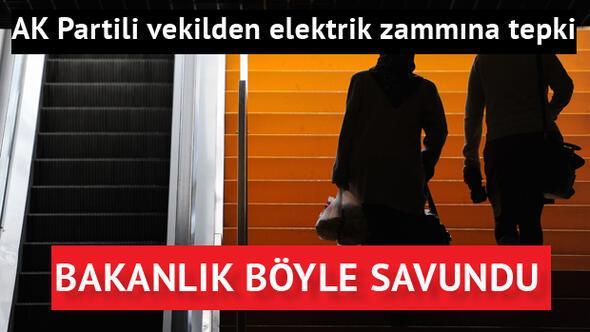 Ak Partili Vekil Torun elektrik zammını komisyonda tartışmaya açtı