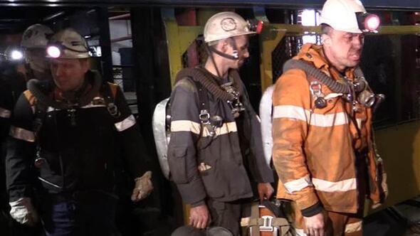 Rusyada maden faciası: 36 ölü