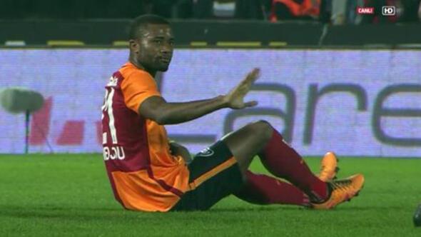 Galatasarayda sakatlık şoku