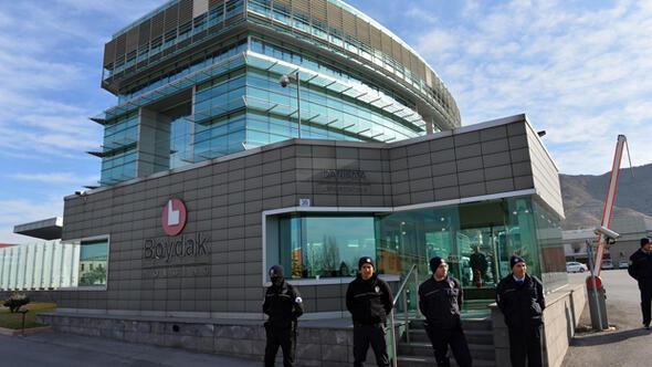 Boydak Holdingin üst düzey isimleri gözaltında