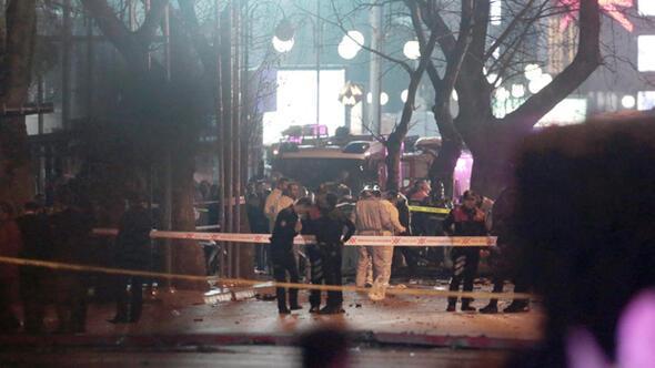 Kızılaydaki saldırıda kullanılan araç 10 Ocakta çalınmış