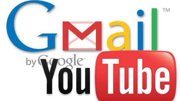 Google, Gmail ve YouTube çöktü