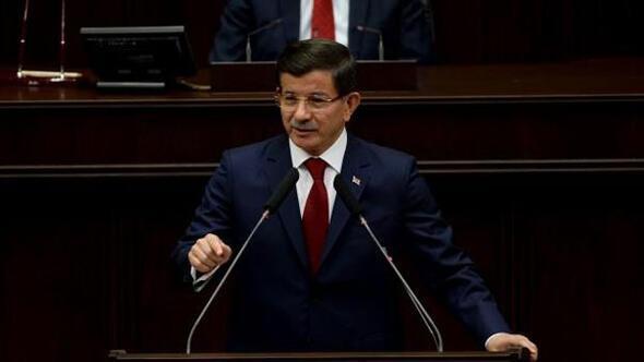 Başbakan Davutoğlu: Saldırıları lanetliyorum