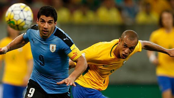 Brezilya başladı, Uruguay bitirdi