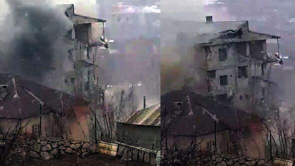 PKK'nın keskin nişancıları böyle vuruldu