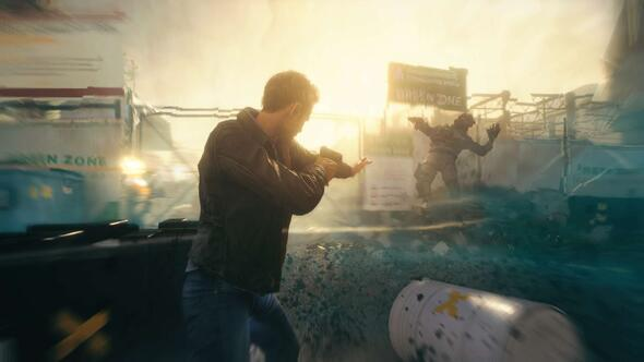 Quantum Break Xbox ve Windows 10 cihazlara geliyor