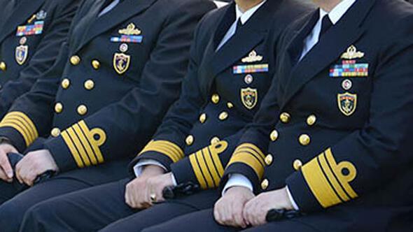Casusluk davasında amiraller için gözaltı kararı