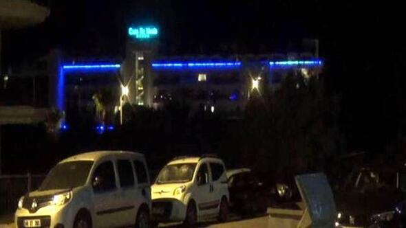 Marmaris'te Erdoğan'ın kaldığı oteldeki çatışma son erdi