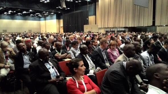 BÜ Öğretim Üyesi Prof. Dr. Erdoğan Atmış 14. Dünya Ormancılık Kongresi'ne Katıldı