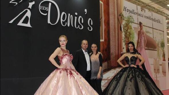 9dbee2a260931 İzmir Haberleri - Deniss Moda dünya kadınlarının gözdesi - Yerel ...