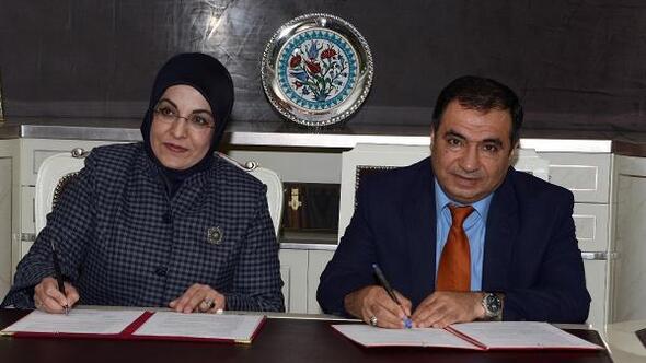Konya Haberleri Meram Belediyesi Ile Karayolları Arasında Protokol