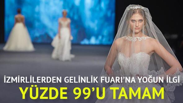 6522f08f96513 Gelinlik Fuarına katılımcı ilgisi. DHA. Yorum yaz. A. X. İzmir Büyükşehir  Belediyesi ev sahipliğinde, İZFAŞ tarafından ...