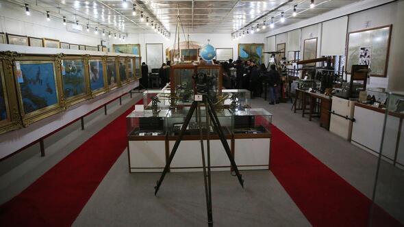 Ankara'nın ilk planı Haritacılık Müzesi'nde