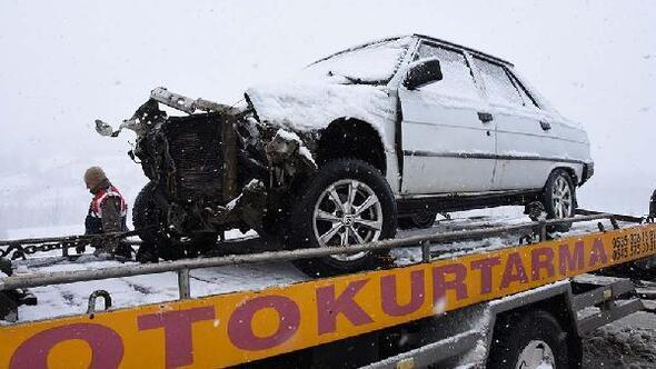 Sinopta zincirleme kaza: 7 yaralı