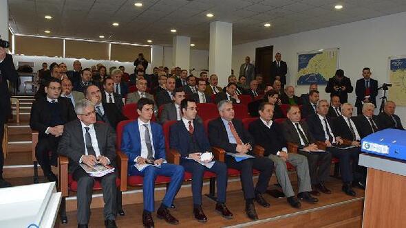 Sinop İl Koordinasyon Kurulu toplantısı yapıldı