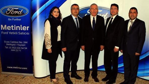 FORD Kayseri Ana bayisi tüm çalışanlarını ödül gecesinde buluşturdu