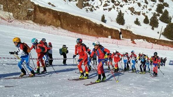 Erganda Dağ Kayağı Dünya Şampiyonası başladı