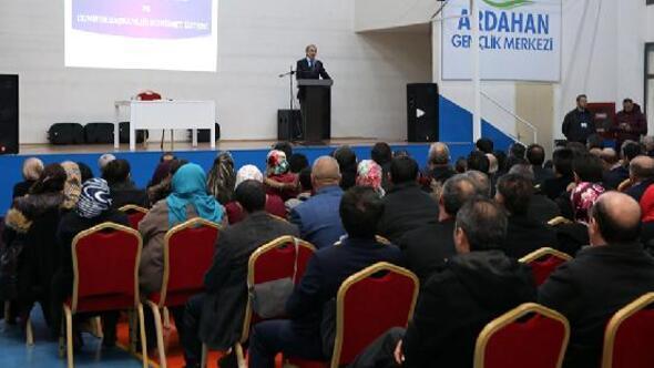 Yavilioğlu, Anayasa değişikliğini anlattı