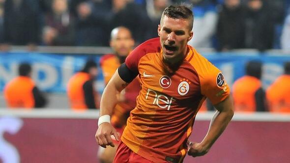Lukas Podolski Vissel Kobe'yle anlaştı