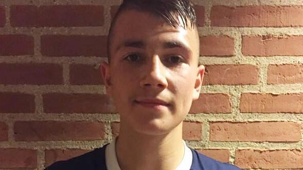 17 yaşındaki Türk futbolcu kazada öldü