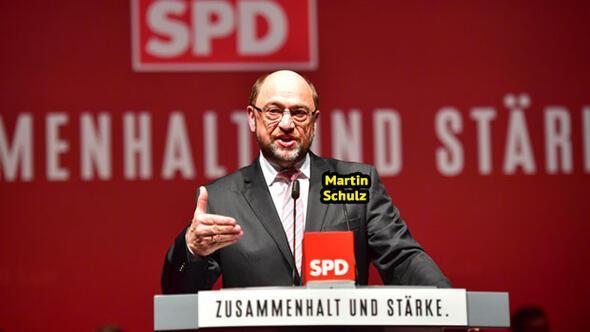 Almanya'da SPD'nin oyları arttı