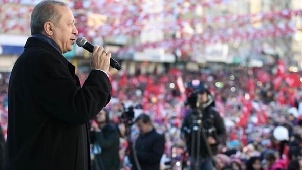 Cumhurbaşkanı Erdoğandan referandum mesajları