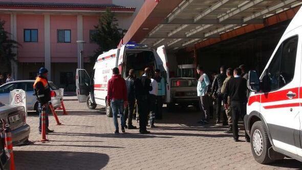El Babda 1 Türk ve 3 ÖSO askeri yaralandı