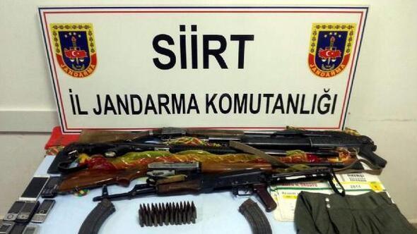 Siirt Haberleri: Siirt ve Batmanda terör operasyonu: 3 gözaltı 79