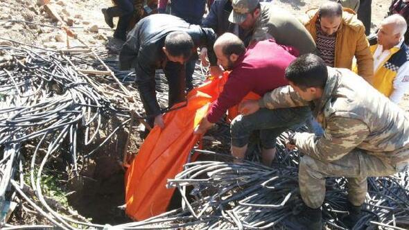 4 gün önce kaybolan Bilalin cesedi kuyuda bulundu - ek fotoğraf