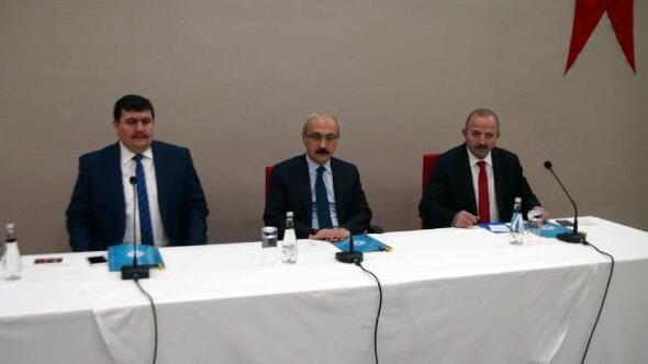 Bakan Elvan: Nereye gitsek cazibe merkezleri programı konuşuluyor (3)