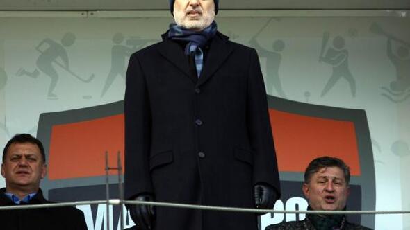 Çaykur Rizespor Başkanı Kalkavan'dan küfür tepkisi