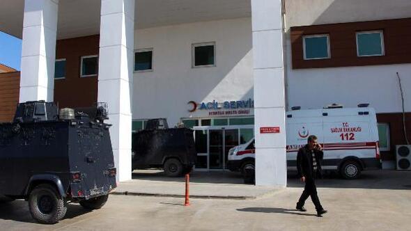 Nusaybinde çocukların bulduğu cisim patladı: 2 yaralı