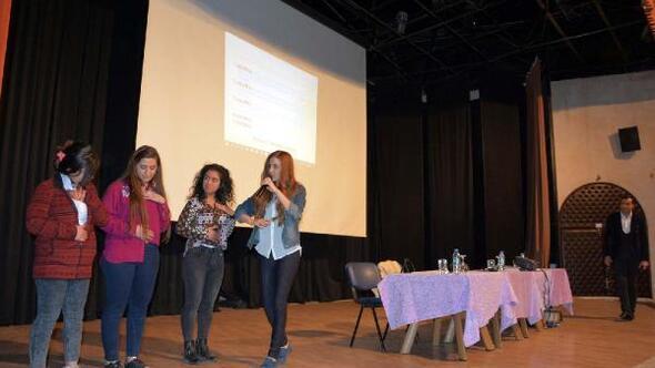 Nusaybin Belediyesi'nden öğrencilere YGS öncesi moral ve motivasyon paneli