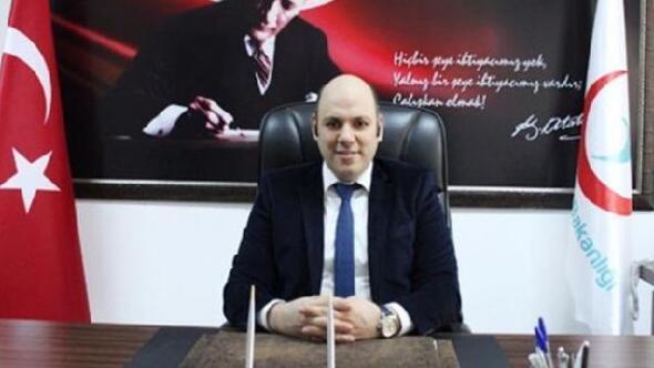 Sinop Atatürk Devlet Hastanesi Başhekimi FETÖden tutuklandı