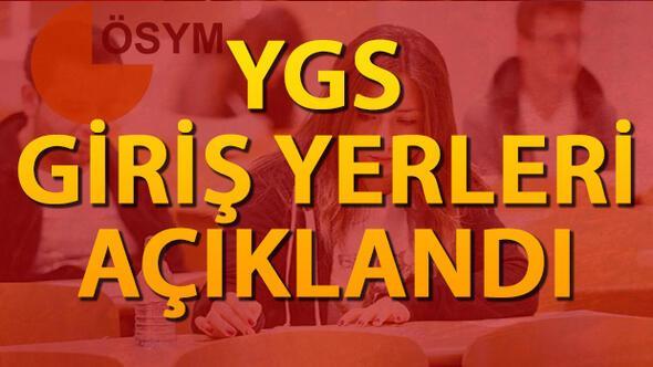 YGS sınav giriş yerleri açıklandı.. İşte YGS sınav giriş yeri sorgulama ekranı