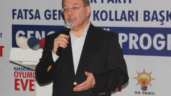 Bakan Akdağ: Sayın Kılıçdaroğlu milletin iradesinden korkuyor (2)