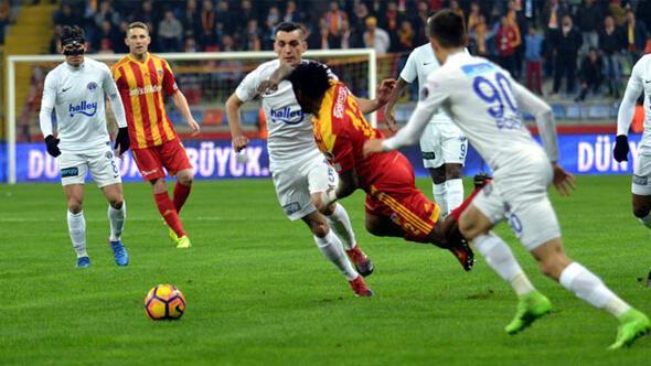 Kayserispor 2-2 Kasımpaşa