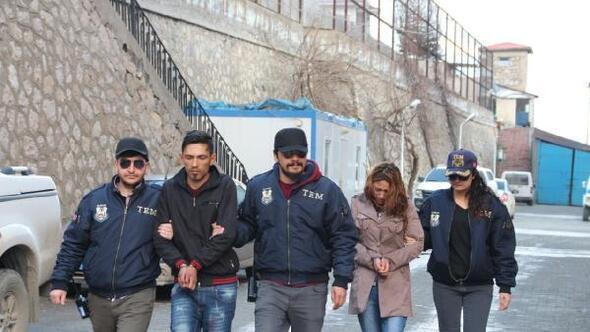 Şemdinlide 2 YPGli tutuklandı