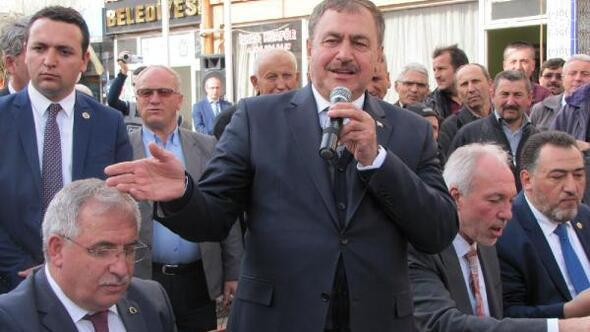 Bakan Eroğlu, Simavda anayasa değişikliğini anlattı (3)