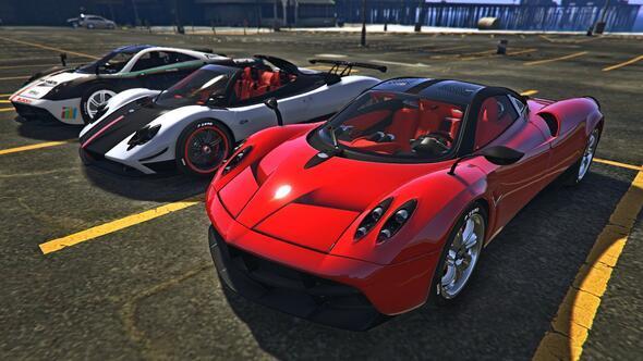 GTA 5 için en iyi araç modları