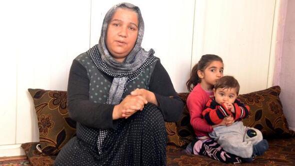 Eşi ve 2 oğlu Botan Çayında boğuldu, 3 çocuğuyla yaşam mücadelesi veriyor