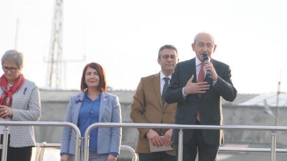 Kemal Kılıçdaroğlu, El Bab şehidinin ailesini ziyaret etti (4)