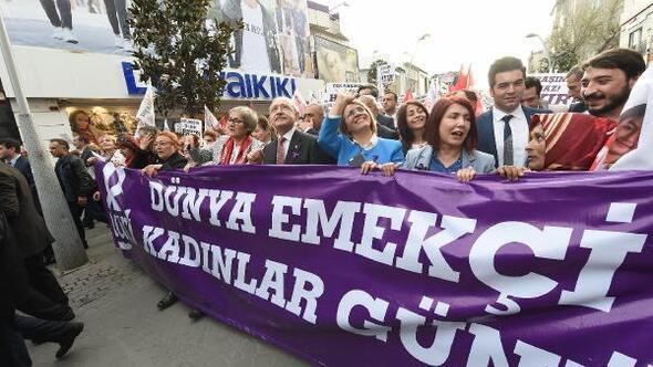Kemal Kılıçdaroğlu, El Bab şehidinin ailesini ziyaret etti - ek fotoğraflar