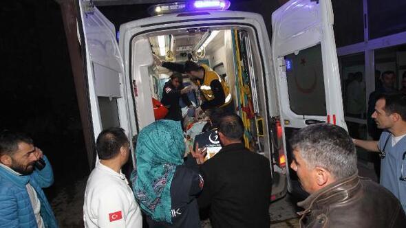 Ak Parti belde başkanın kardeşi silahlı saldırıda öldürüldü - fotoğraflar